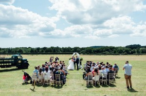 Wedding at the Farm
