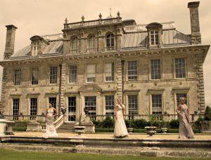 Stately Home Castle Wedding Dorset