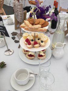 Afternoon Tea Wedding Dorset