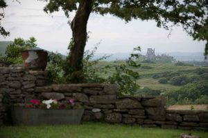 Corfe Castle Wedding
