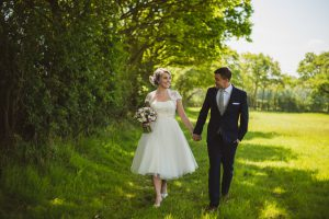 Field Wedding Dorset