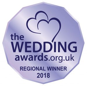 Award winning wedding fair