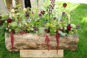 Dorset Wedding Florist
