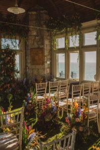 Dorset wedding styling