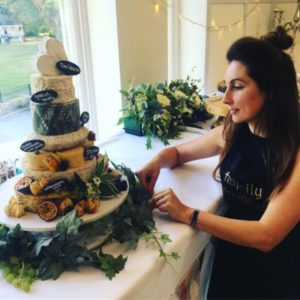 Cheese Wedding Cake Dorset