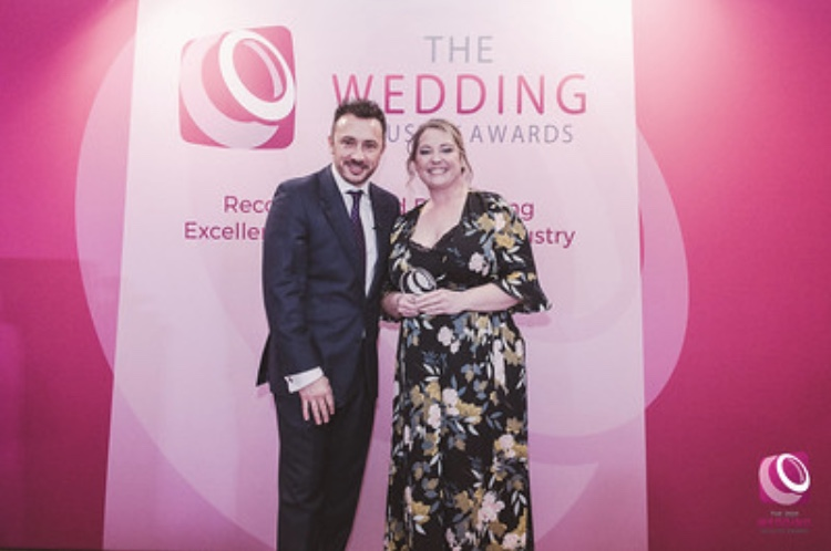 Award-Winning Wedding Planner