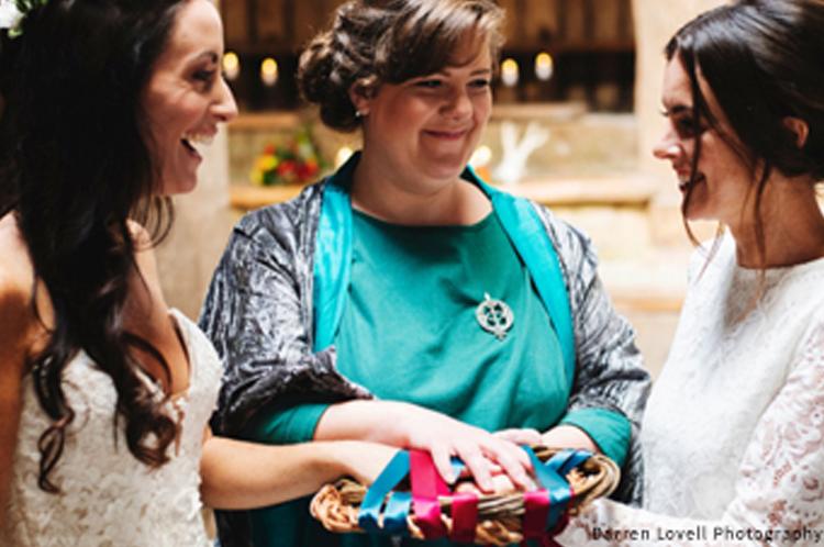 Handfasting Weddings   Dorset